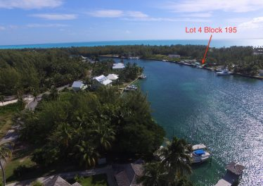 Lot 4 Block 195 - 80' Of Bulkheaded Deep Water Canal Frontage