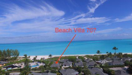 Beach Villa 707 - Steps To Treasure Cay Beach