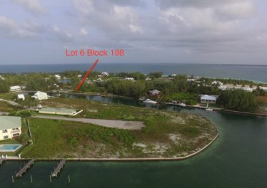 Lot 6 Block 198 - Sheltered Canal Lot