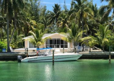 """Twin Palms"" - 3 Bed 2 Bath Brigantine Bay Canal Home"