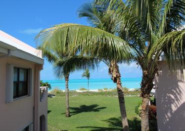 Short Walk To The Sugar White Sands Of Treasure Cay Beach