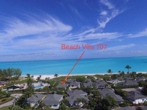 Beach Villa 707